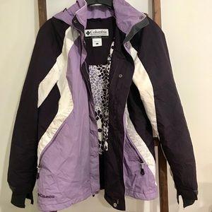 Columbia Sportswear Winter Ski Coat Womans